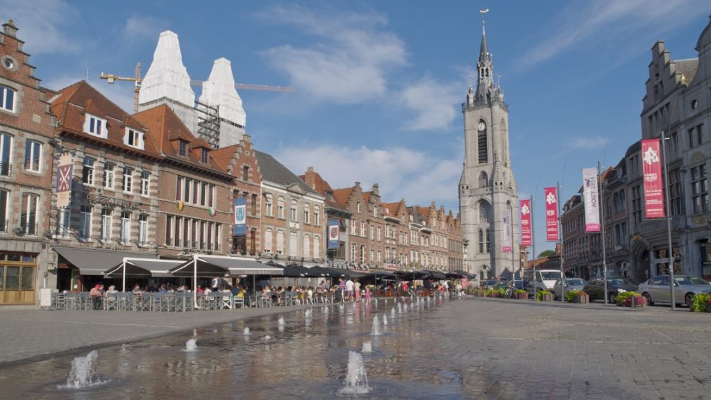 Grand Place, Tournai / Doornik